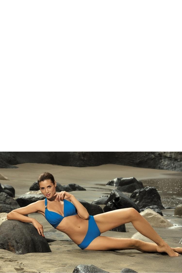 Kostium dwuczęściowy Kostium Kąpielowy Model Lauren Surf M-325 Sky Blue - Marko