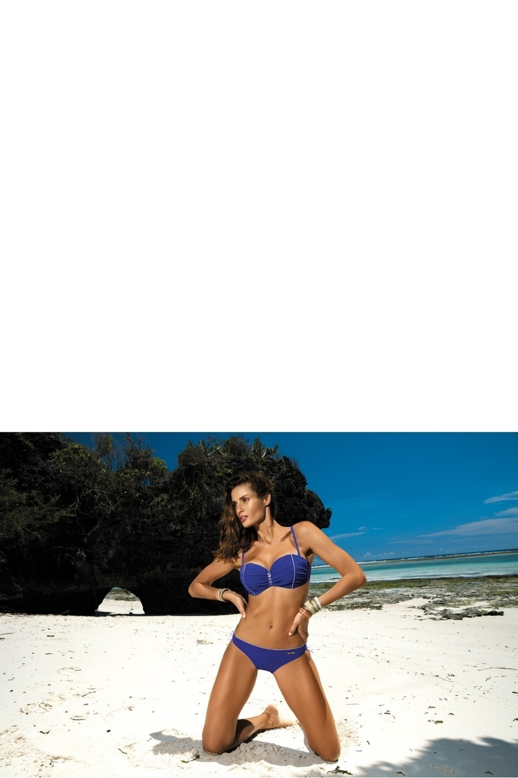 Kostium dwuczęściowy Kostium Kąpielowy Model Tracy Regatta M-392 Szafir - Marko