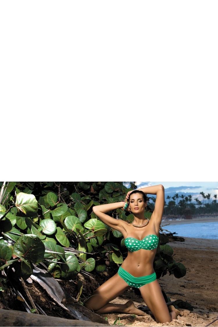 Kostium dwuczęściowy Kostium Kąpielowy Model Willow Maldive M-270 Green - Marko