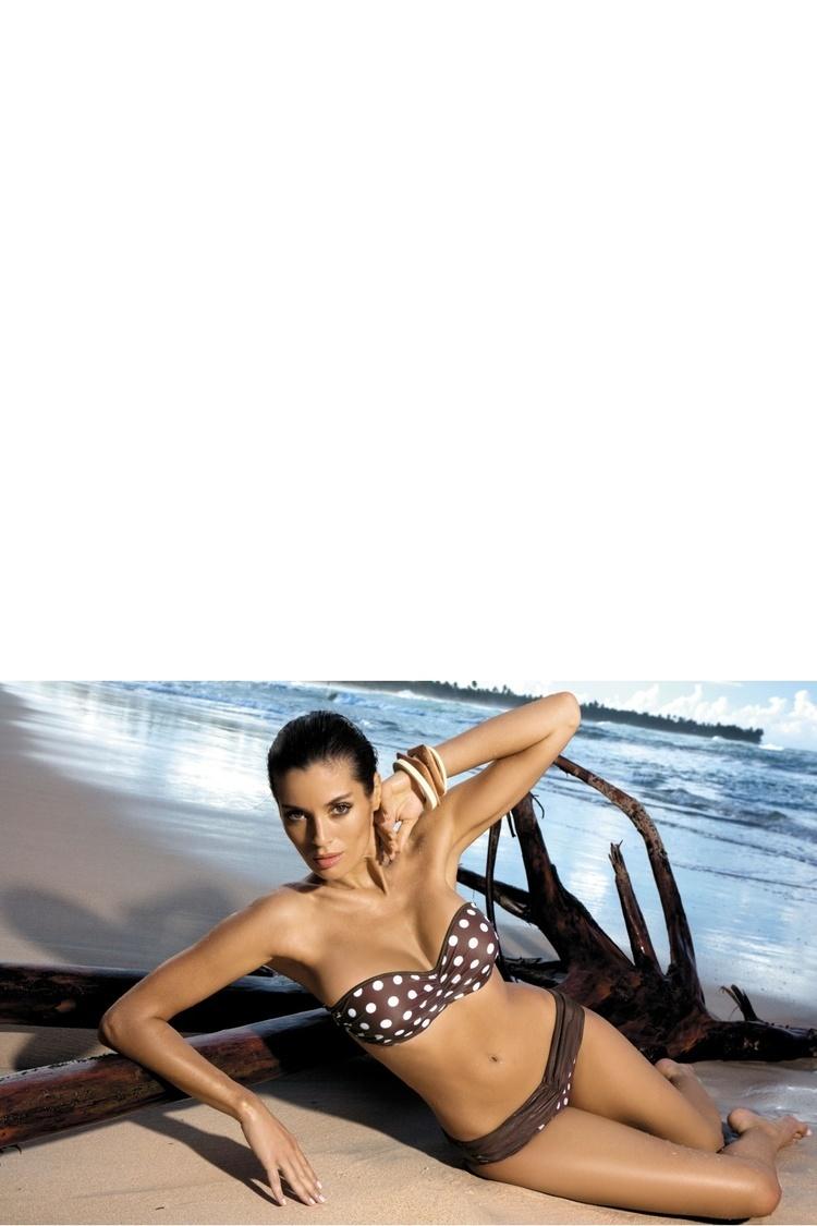 Kostium dwuczęściowy Kostium Kąpielowy Model Willow Cubano M-270 Brown - Marko