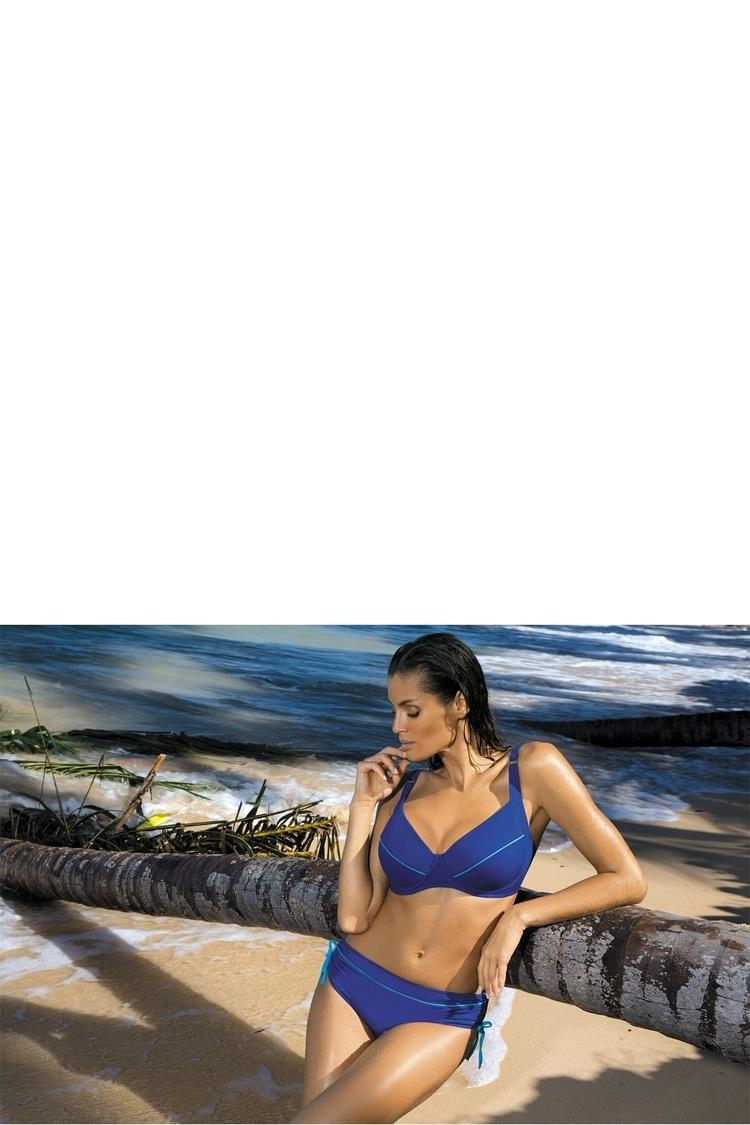 Kostium dwuczęściowy Kostium Kąpielowy Model Dorothy Regatta M-263 Szafir  - Marko