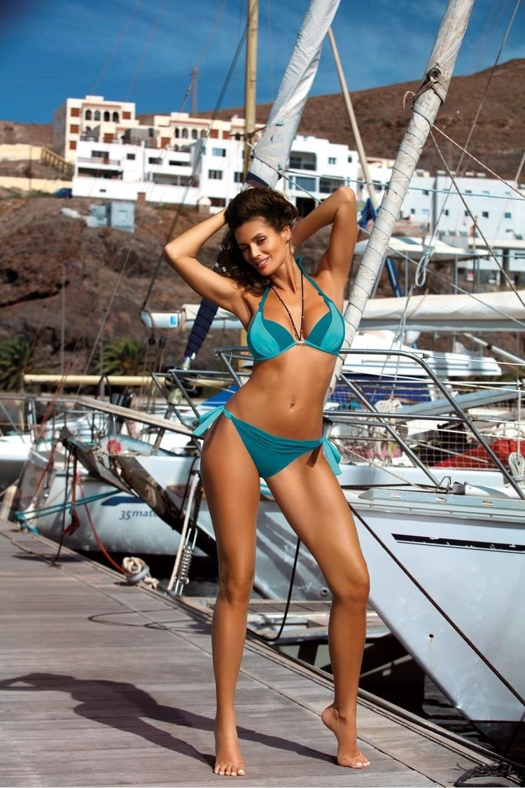 Kostium dwuczęściowy Kostium kąpielowy Model Trish Corsica-Mare M-458 Blue/Morski - Marko