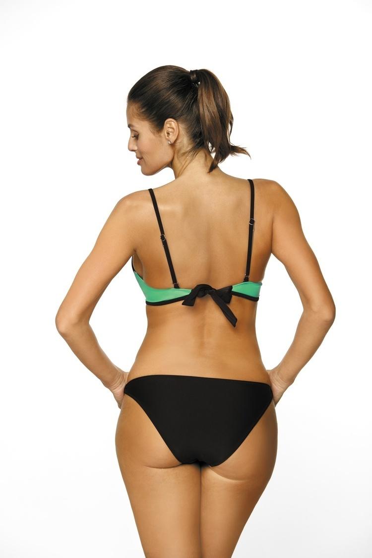 Jednoczęściowy strój kąpielowy Kostium Kąpielowy Model Crystal Maladive M-492 Green - Marko