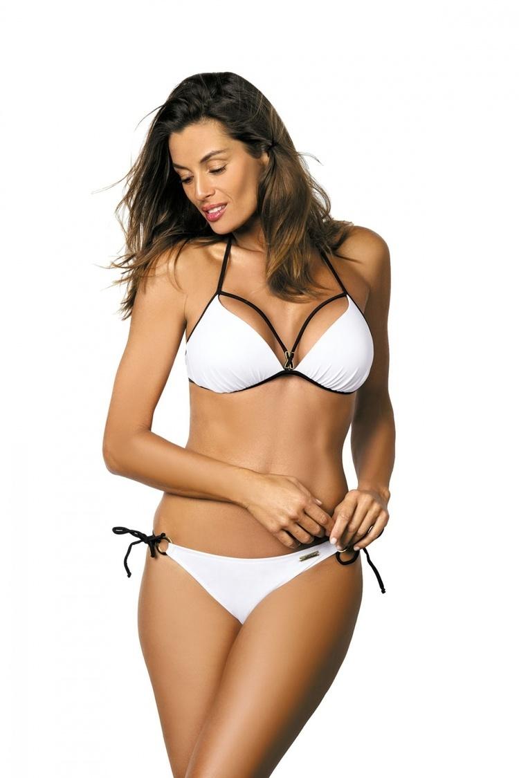 Kostium dwuczęściowy Kostium Kąpielowy Model Beth Bianco M-390 White - Marko
