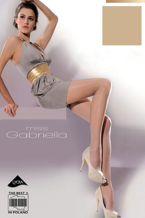 Rajstopy Model Miss 15 Den Code 104 Glace - Gabriella