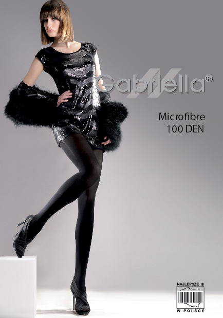 Microfibre 100 DEN - Gabriella