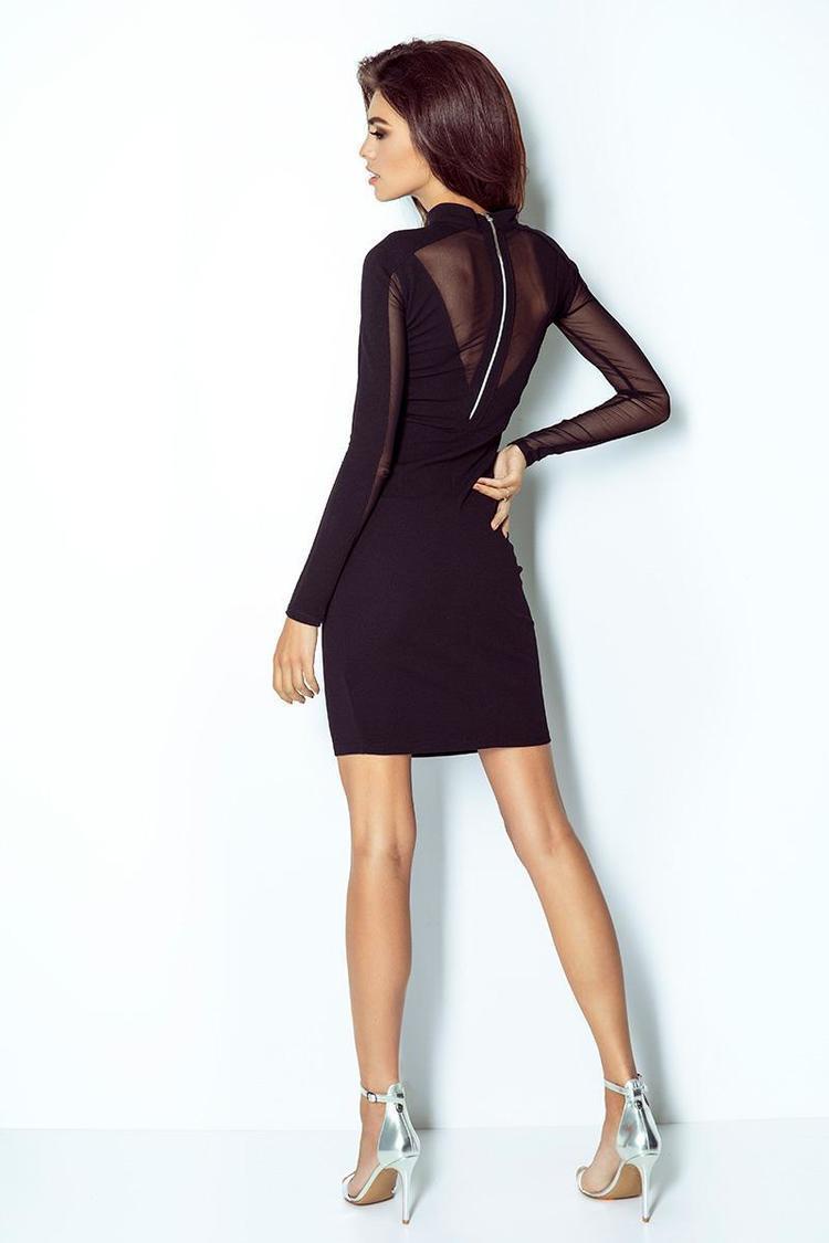 Sukienka Model Jessica 209 Black - IVON