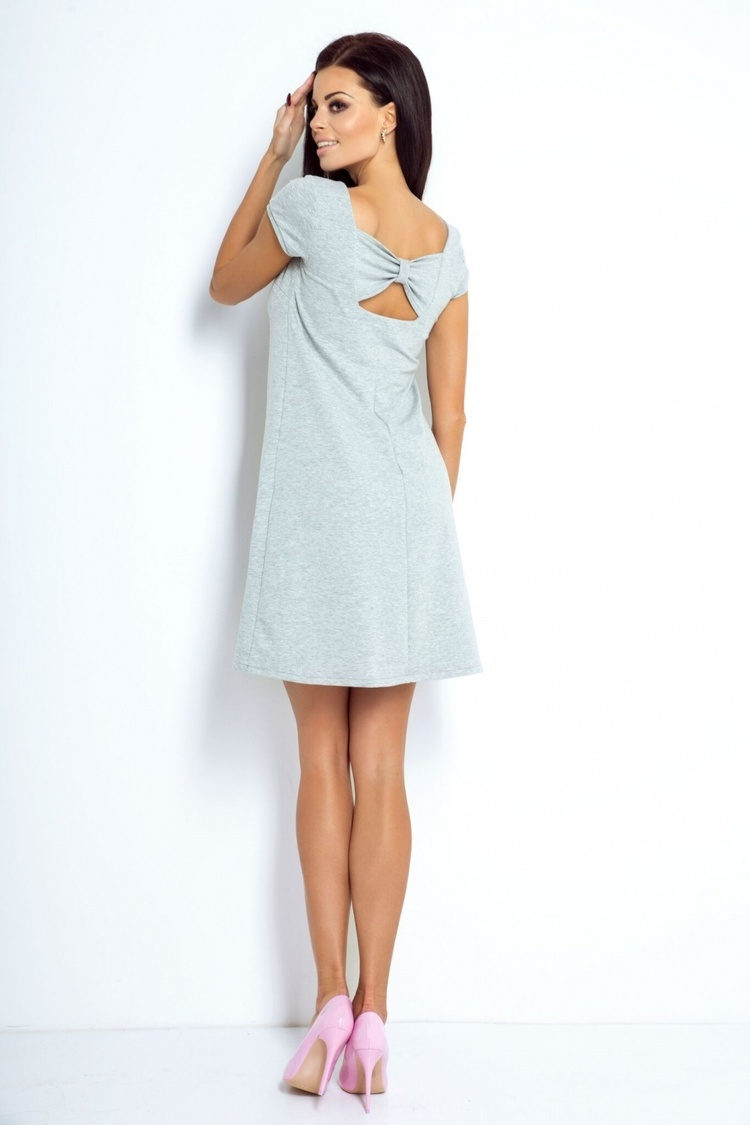 Sukienka Miranda 198 Gray - IVON