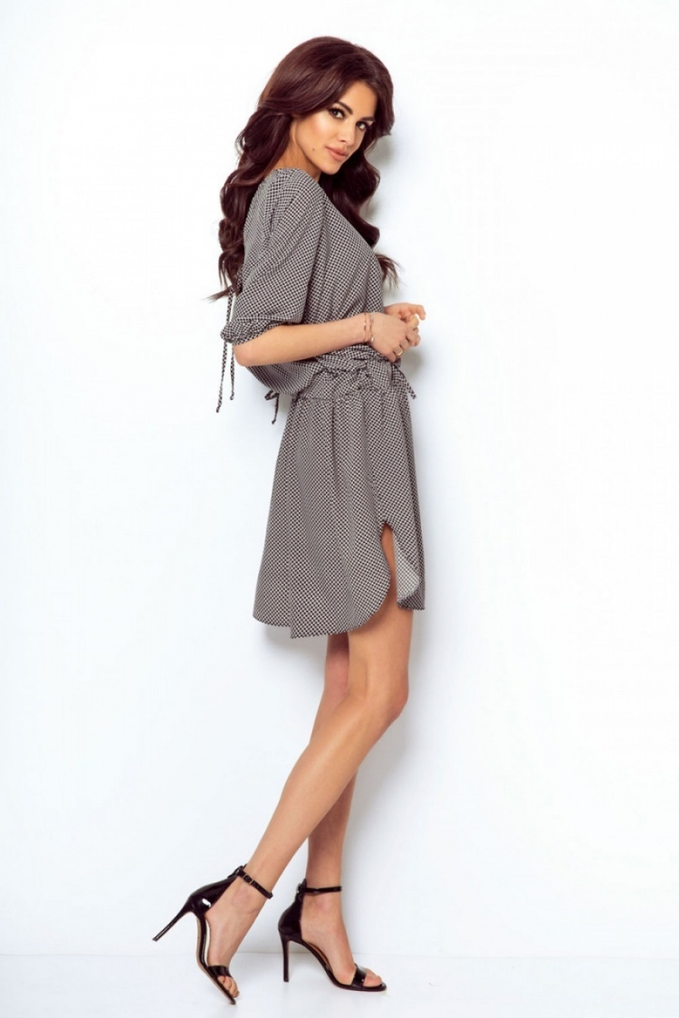 Sukienka Model Darcy 213 Print - IVON