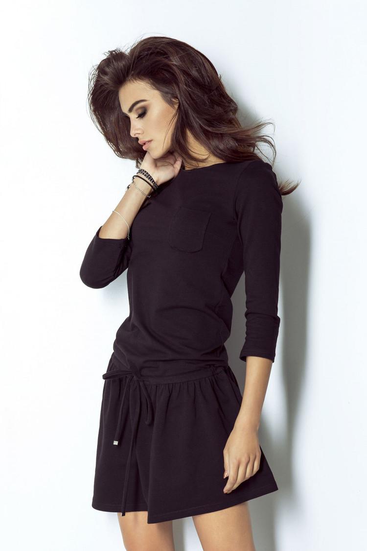 Sukienka Model Anette 211 Black - IVON