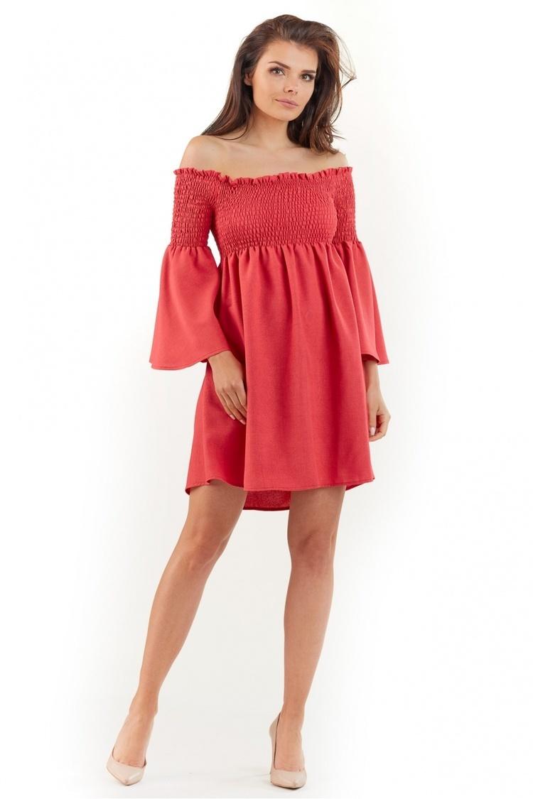 Sukienka Model A228 Pink - awama