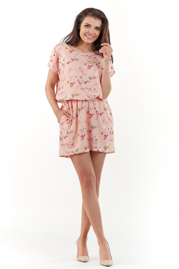 Sukienka Model A231 Pink - awama