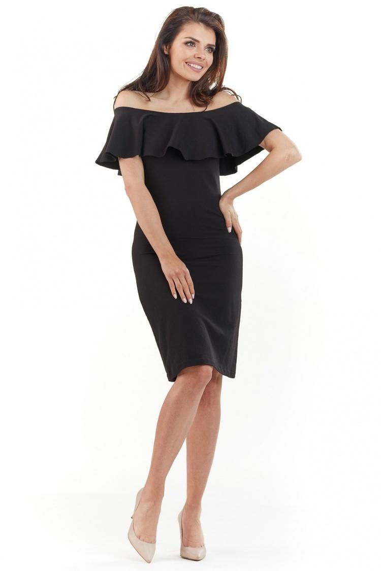 Sukienka Model A221 Black - awama