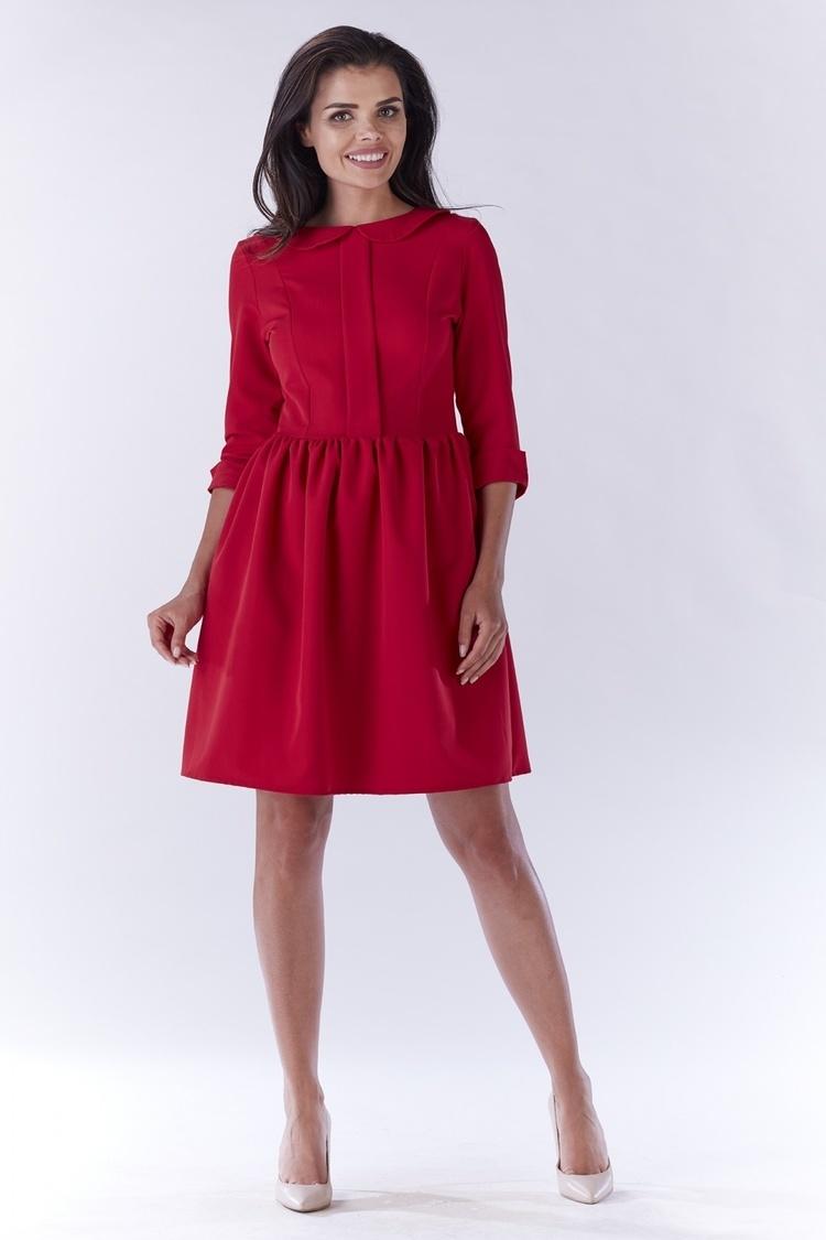 Sukienka Model A183 Red - awama
