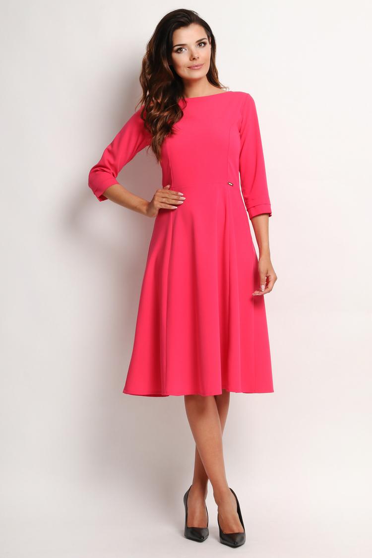 Sukienka Model A112 Pink - awama