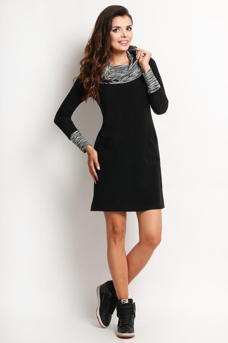 Sukienka Model A113 Black - awama