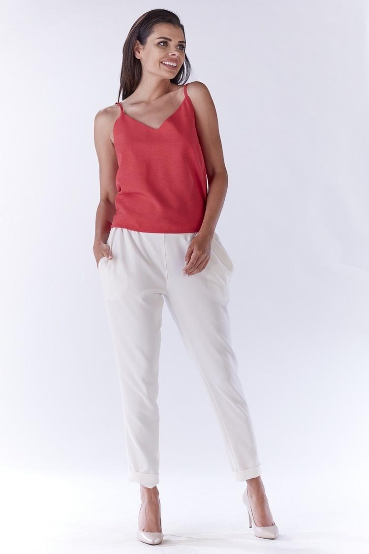 Bluzka Model A190 Pink - awama
