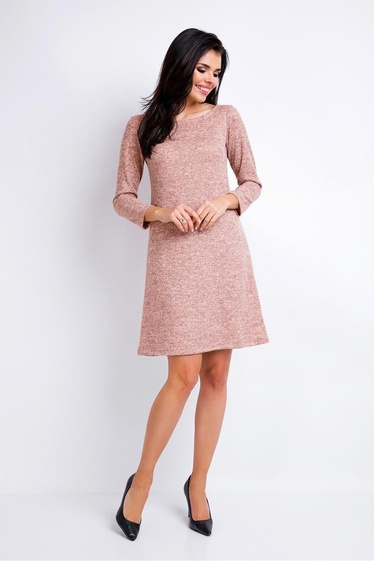 Sukienka Model A162 Pink - awama