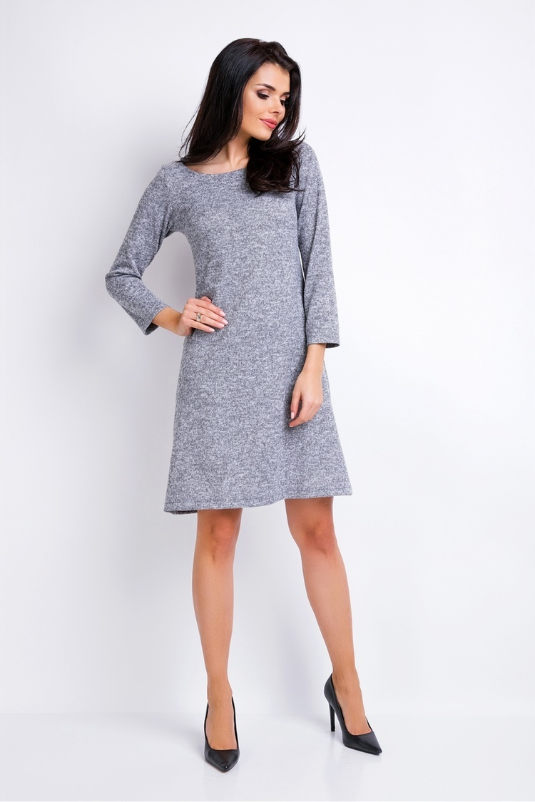 Sukienka Model A162 Grey - awama
