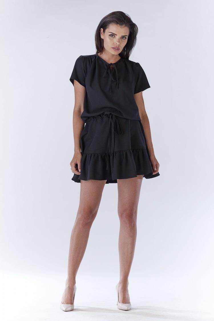 Sukienka_A180_Black - awama