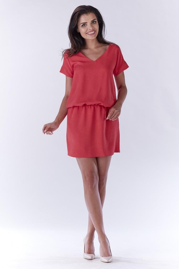 Sukienka Model A178 Pink - awama