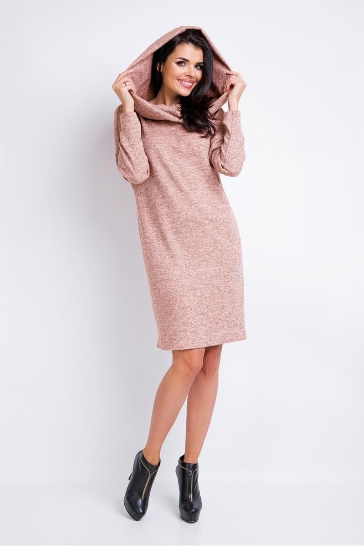Sukienka Model A161 Pink - awama