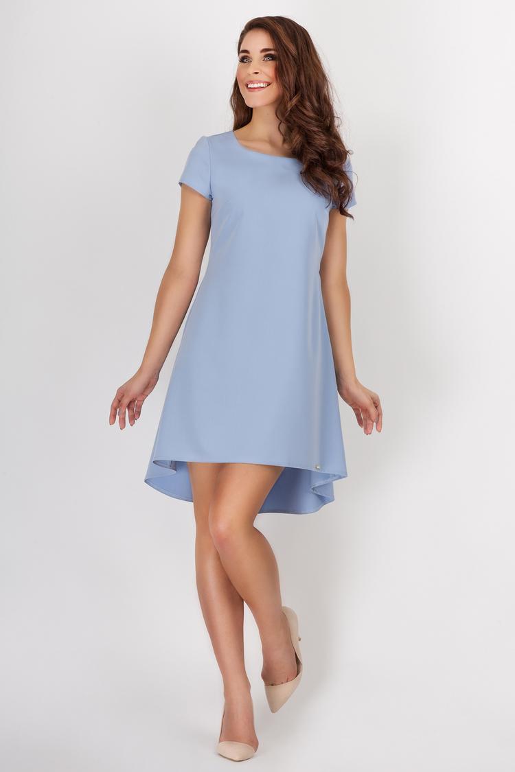 Sukienka Model A88 Blue - awama