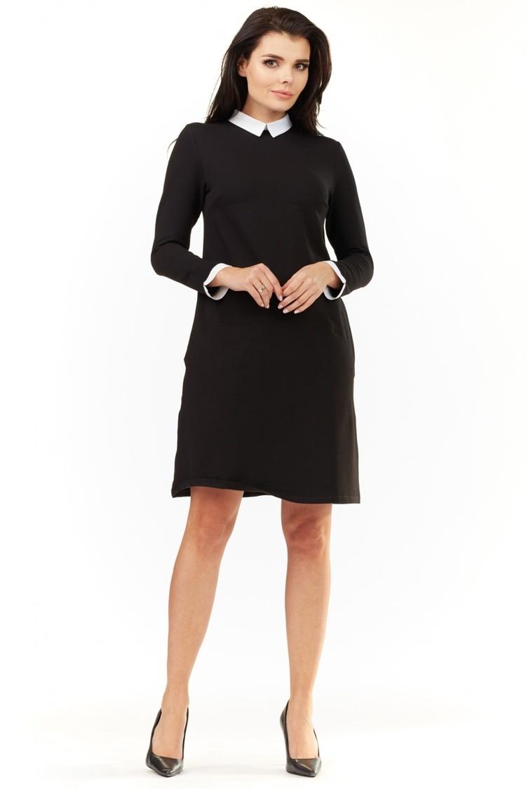 Sukienka Model A204 Black - awama