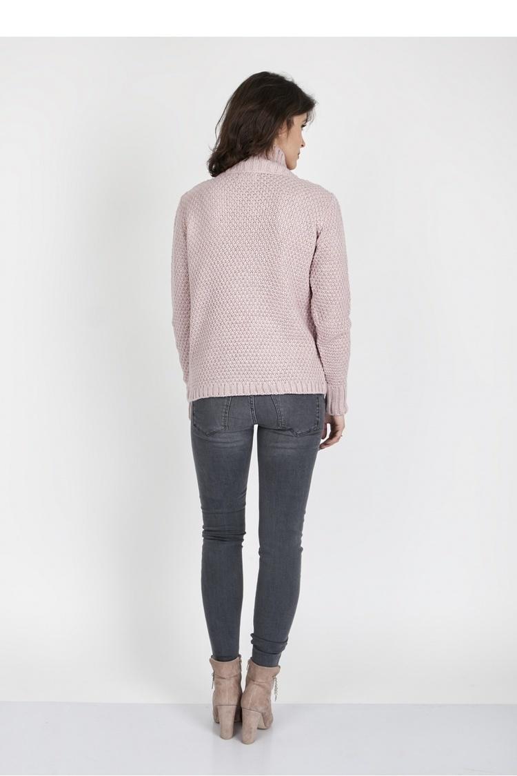 Sweter SWE121 Pink - MKM