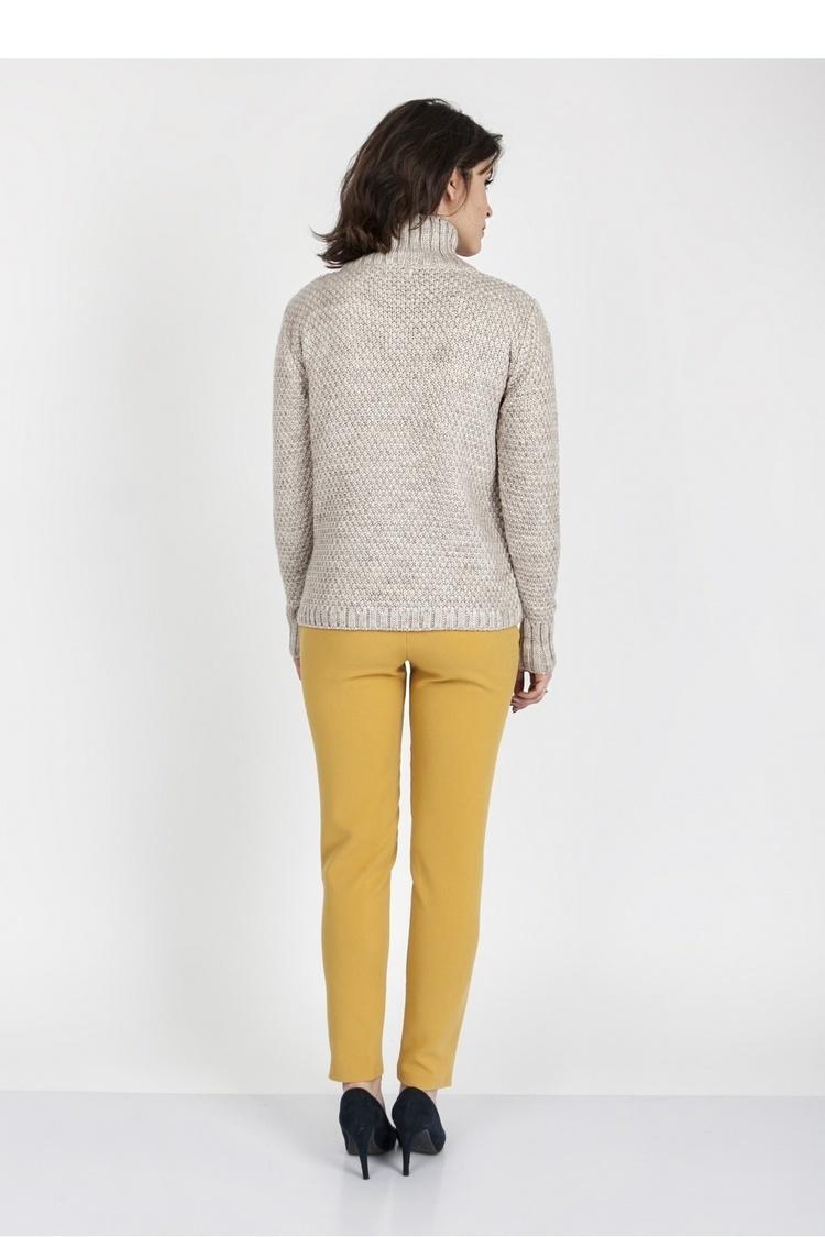 Sweter SWE121 Beige - MKM