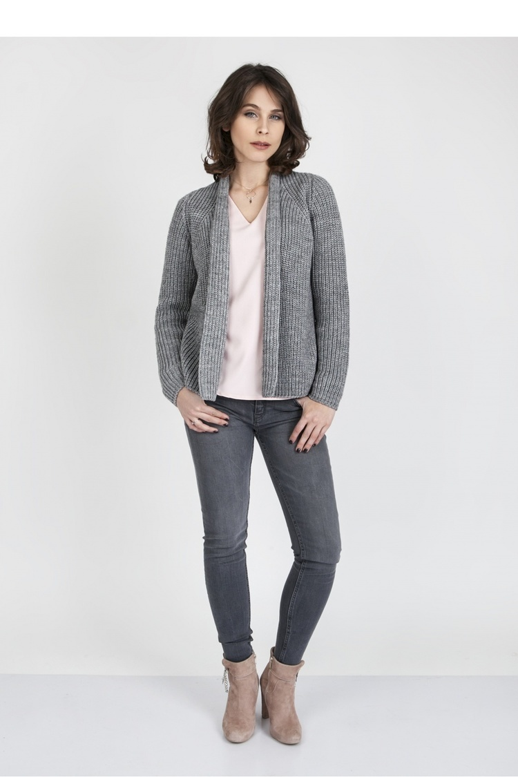 Sweter SWE120 Gray - MKM