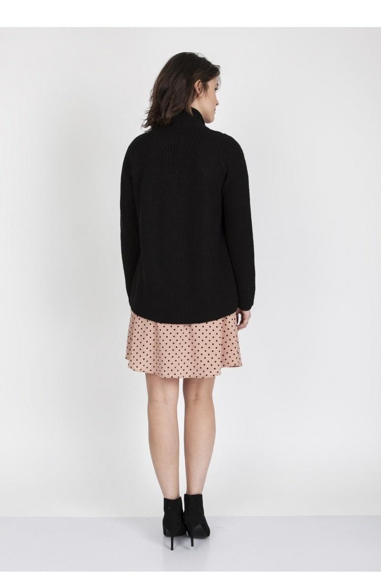Sweter SWE120 Black - MKM
