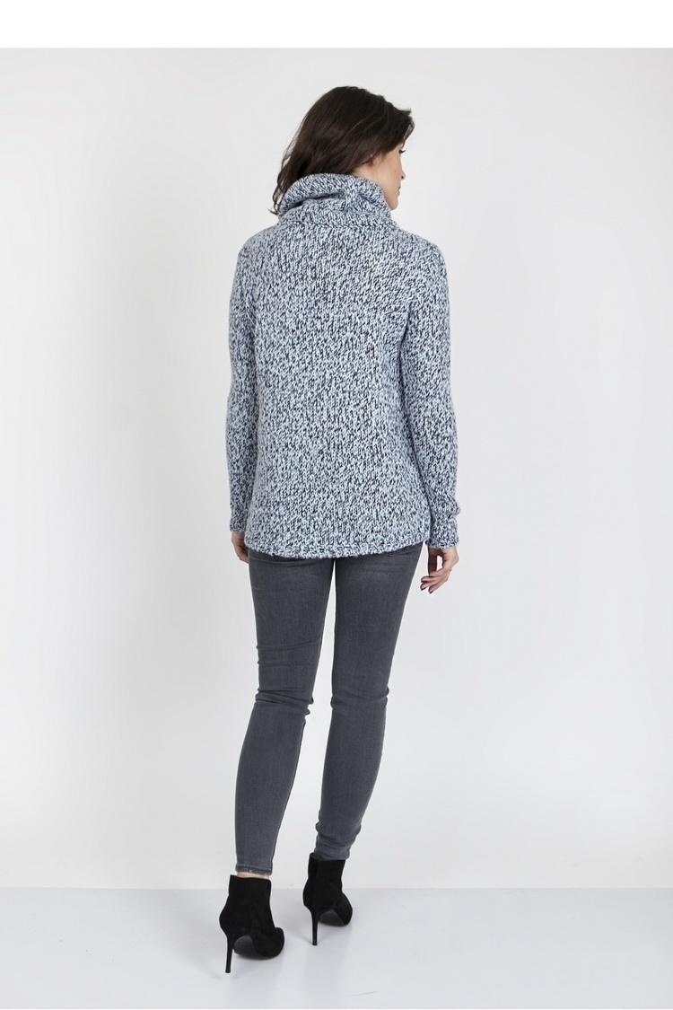 Sweter SWE103 Light Blue - MKM