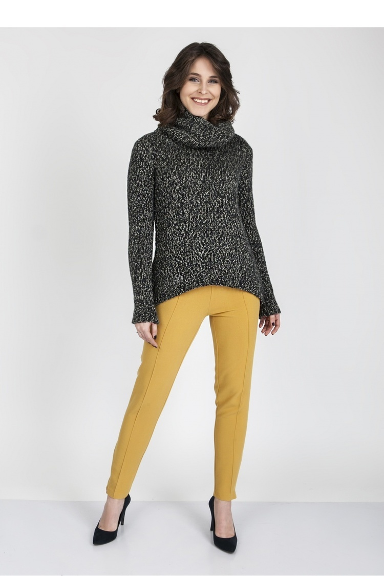 Sweter SWE103 Graphit - MKM