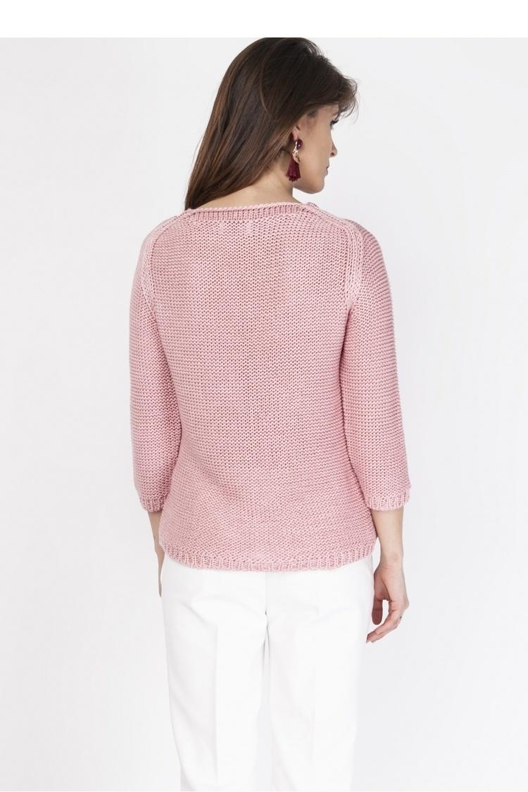 Sweter SWE107 Pink - MKM
