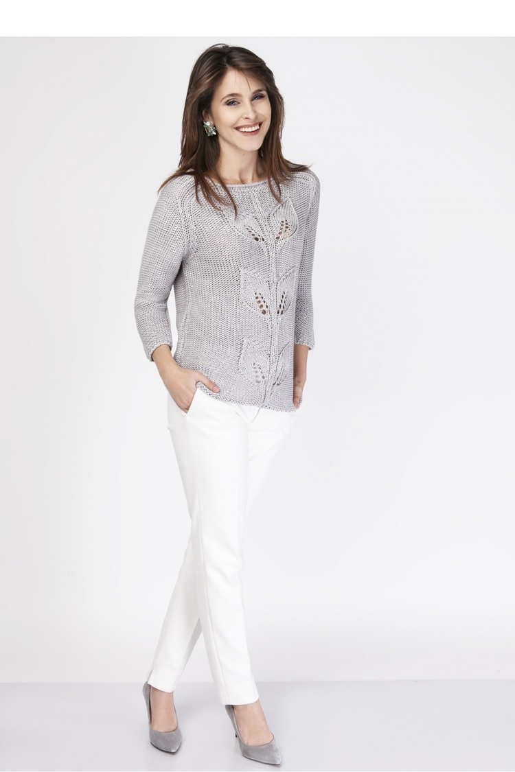 Sweter SWE107 Grey - MKM