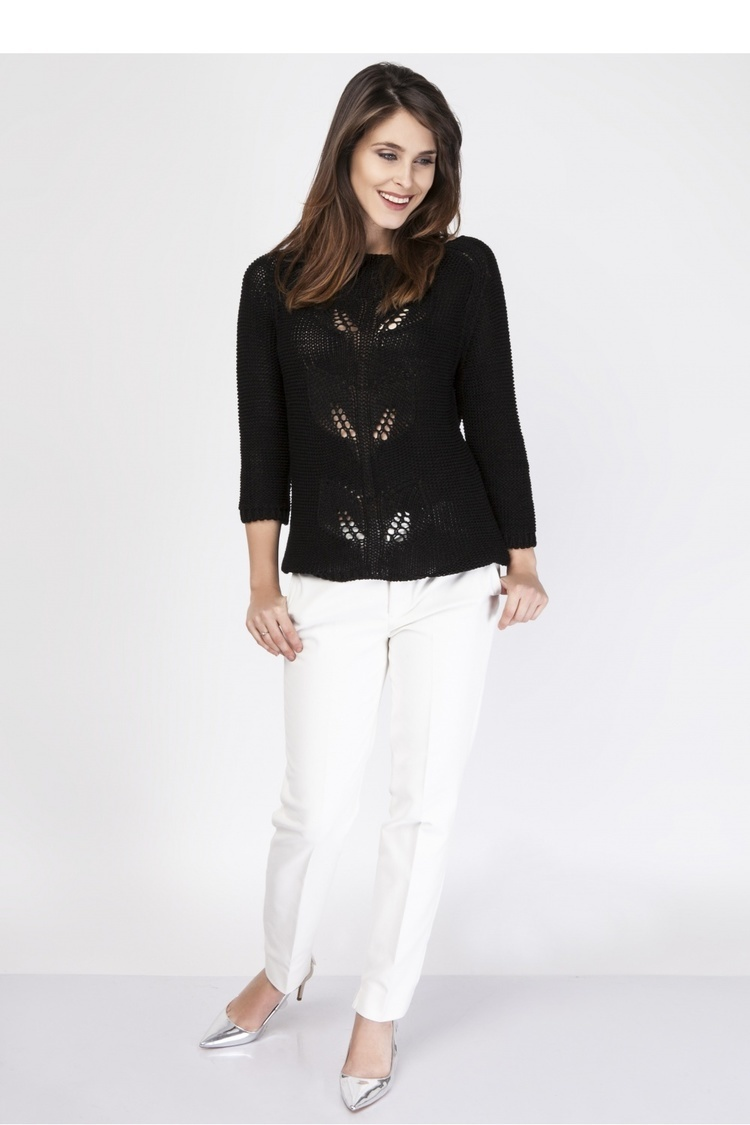 Sweter SWE107 Black - MKM