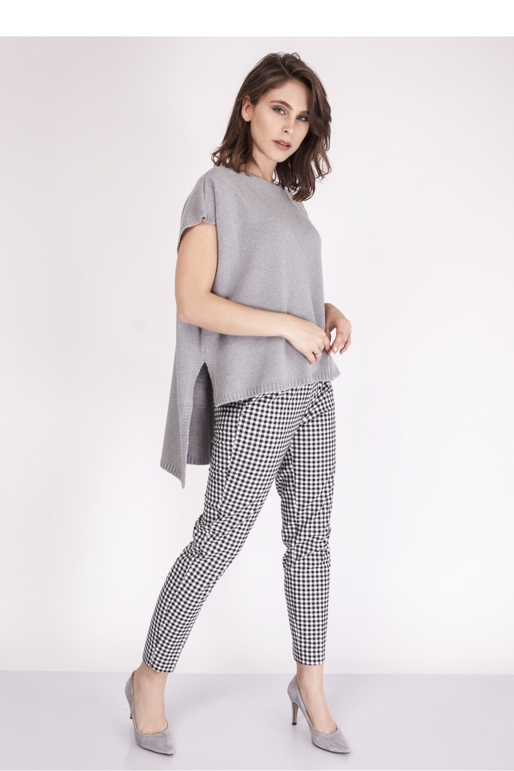 Sweter SWE098 Gray - MKM