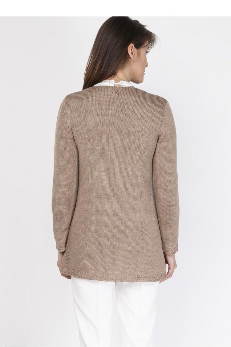 Sweter SWE112 Mocca - MKM