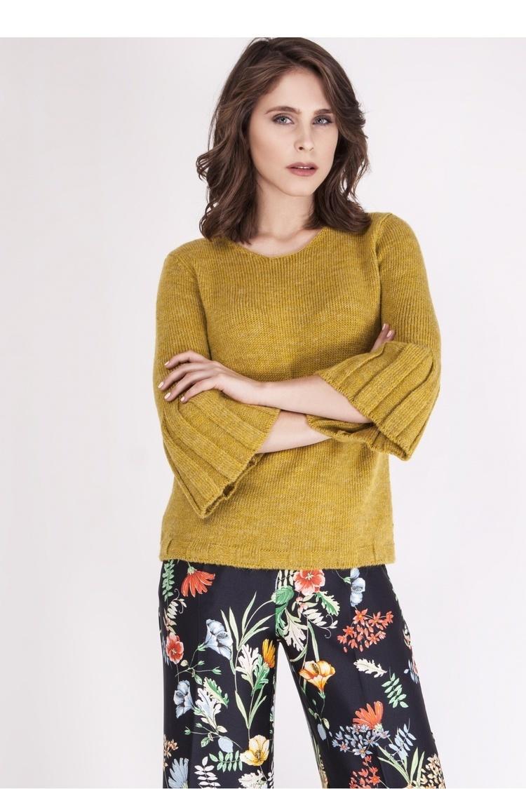 Sweter SWE096 Honey - MKM