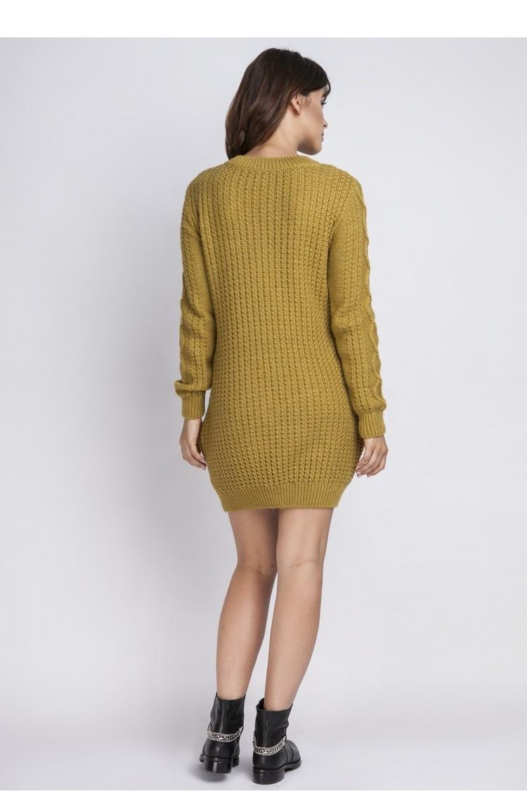 Sweter SWE090 Honey - MKM