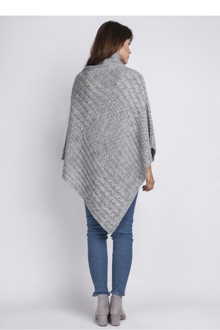 Sweter SWE071 Grey - MKM