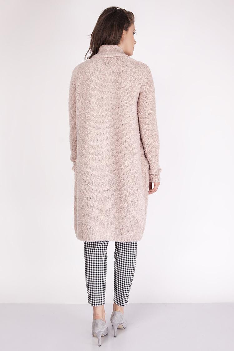 Sweter Damski Model PA001 Pastel Pink - MKM