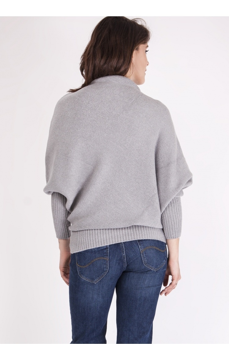 Sweter SWE125 Gray - MKM