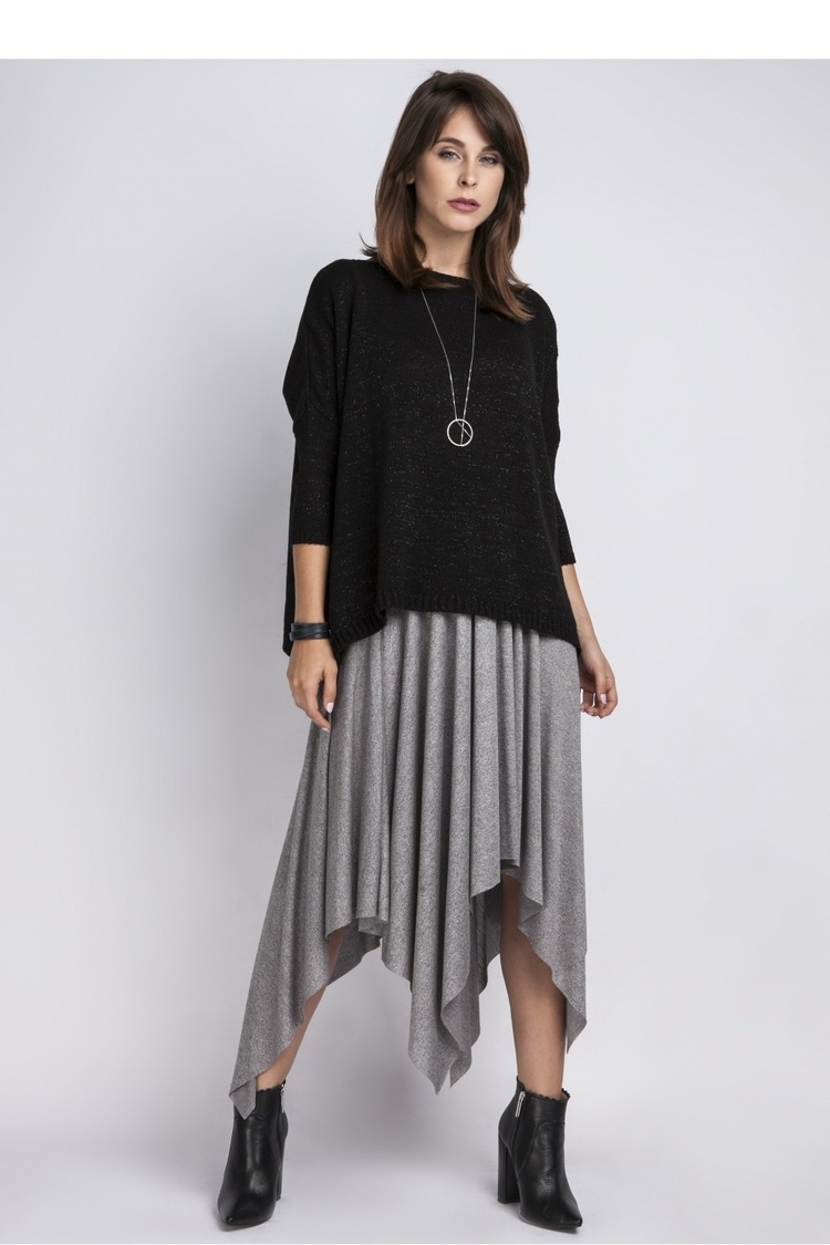 Sweter SWE040 Black - MKM