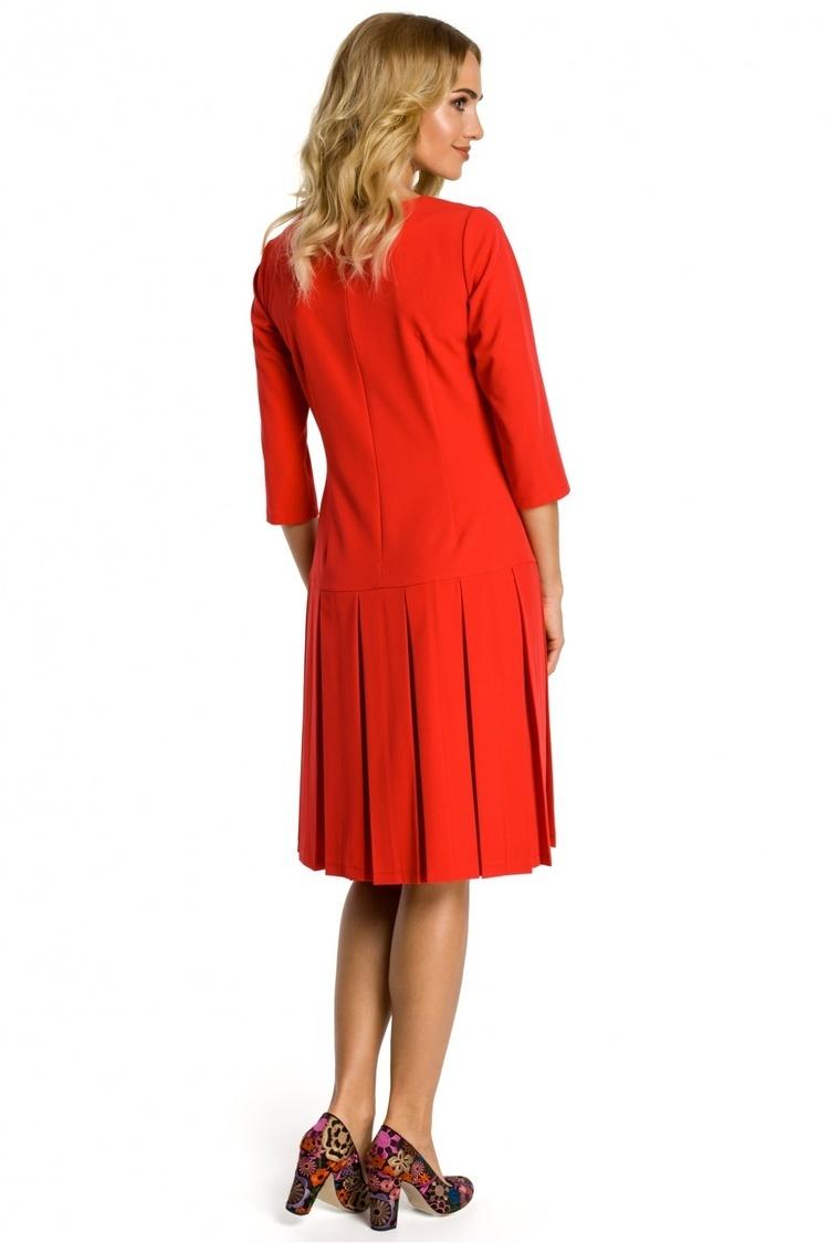 Sukienka Model MOE336 Red - Moe