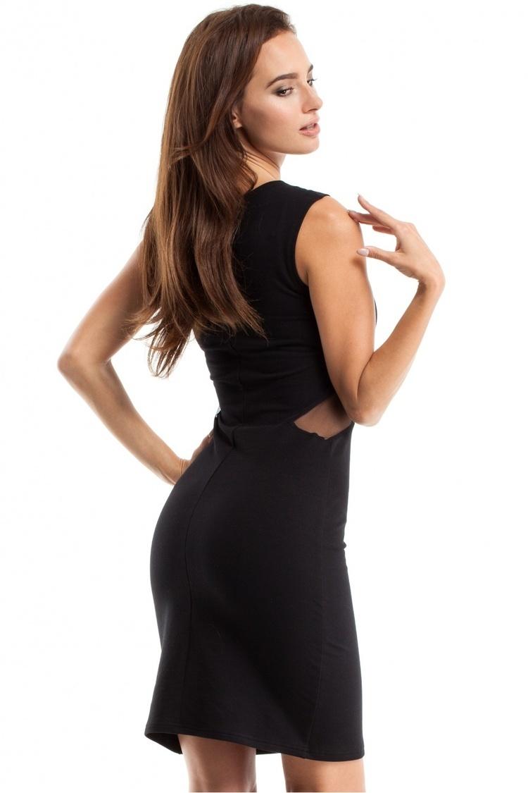 Sukienka Model MOE258 Black - Moe