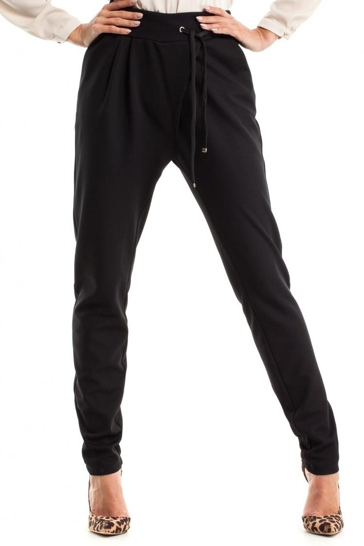 Spodnie Damskie Model MOE256 Black - Moe