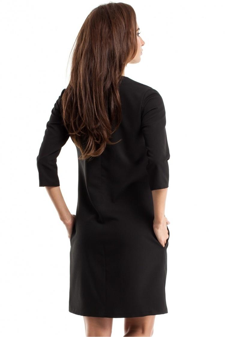 Sukienka Model MOE251 Black - Moe