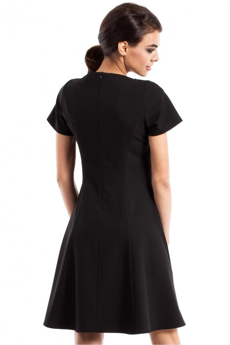 Sukienka Model MOE233 Black - Moe